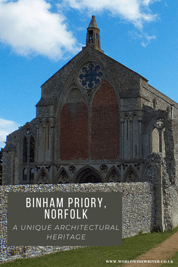 Binham Priory - pinnable image