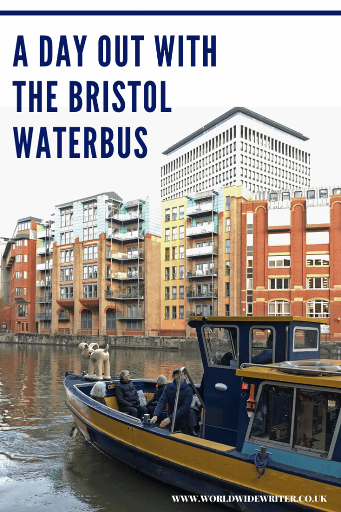 Bristol Waterbus and the harbour front