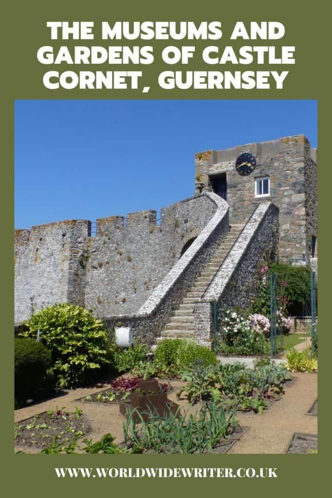 Pinnable image of Castle Cornet