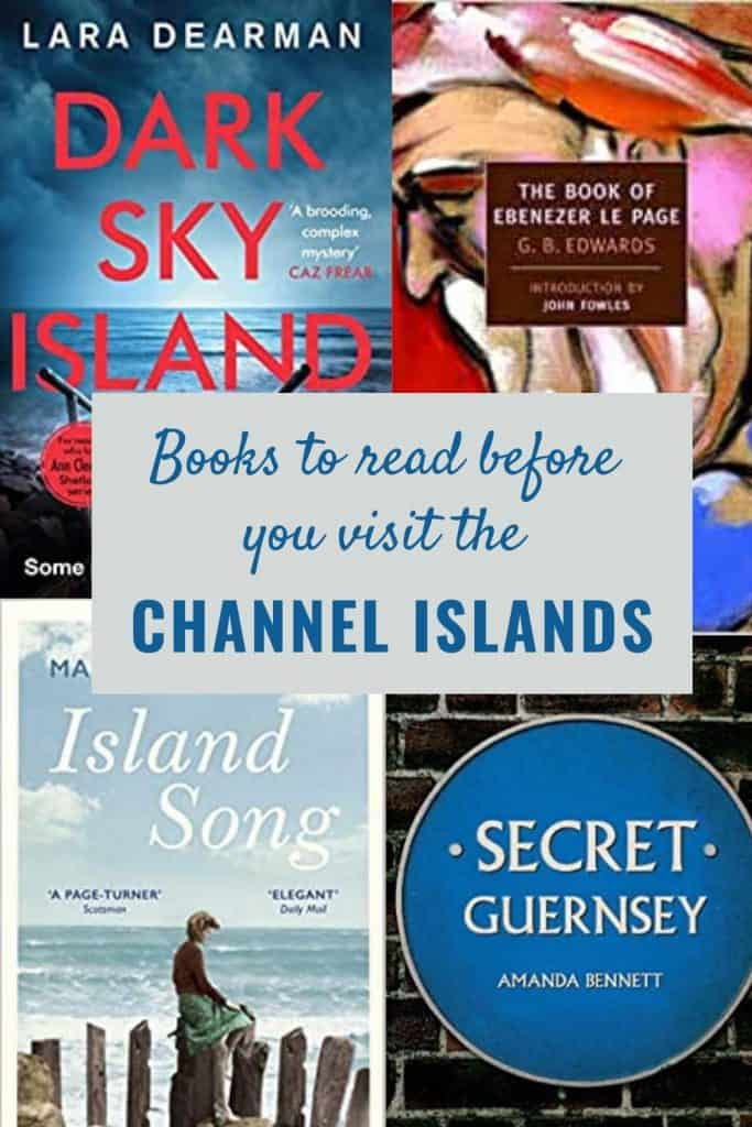 Some suggested reading before you visit the Channel Islands