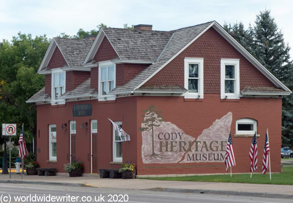 The Cody Heritage Museum