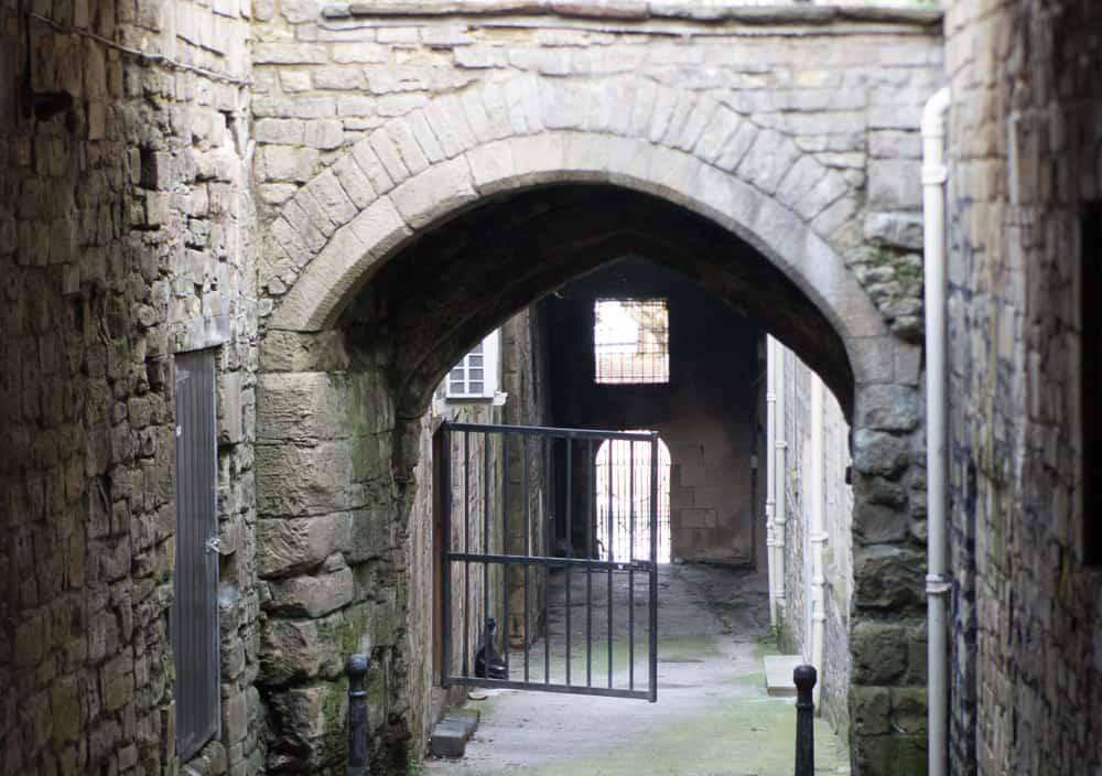 Medieval East Gate