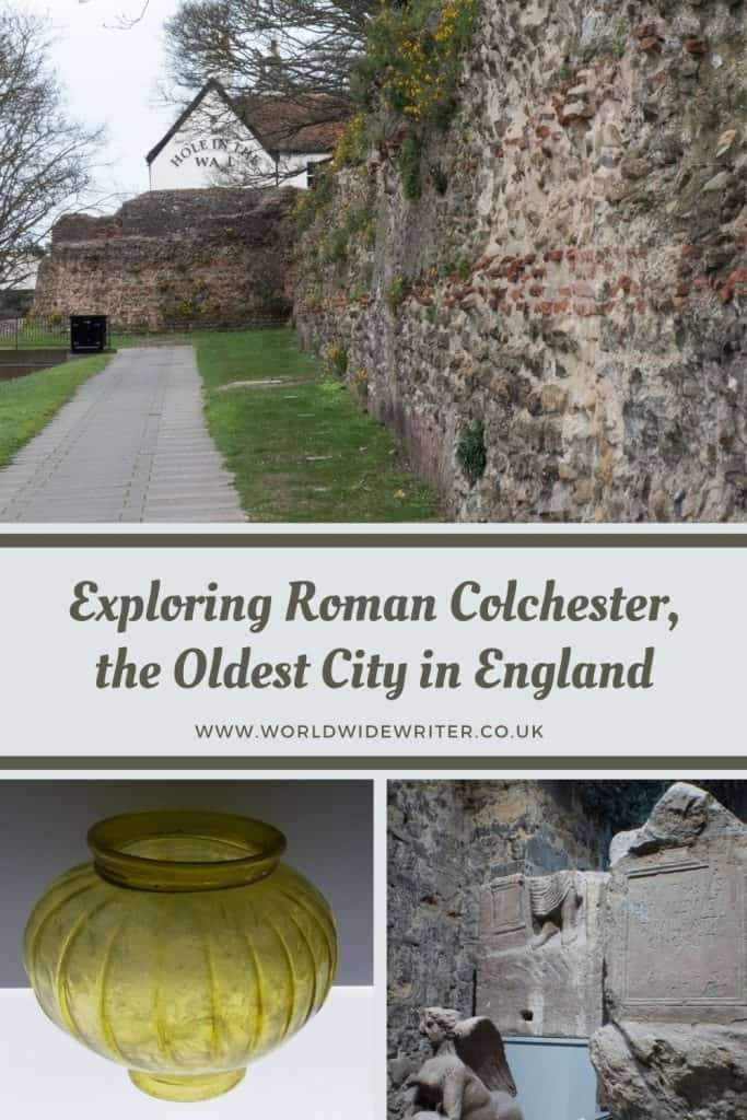 Pinnable image of Roman Colchester