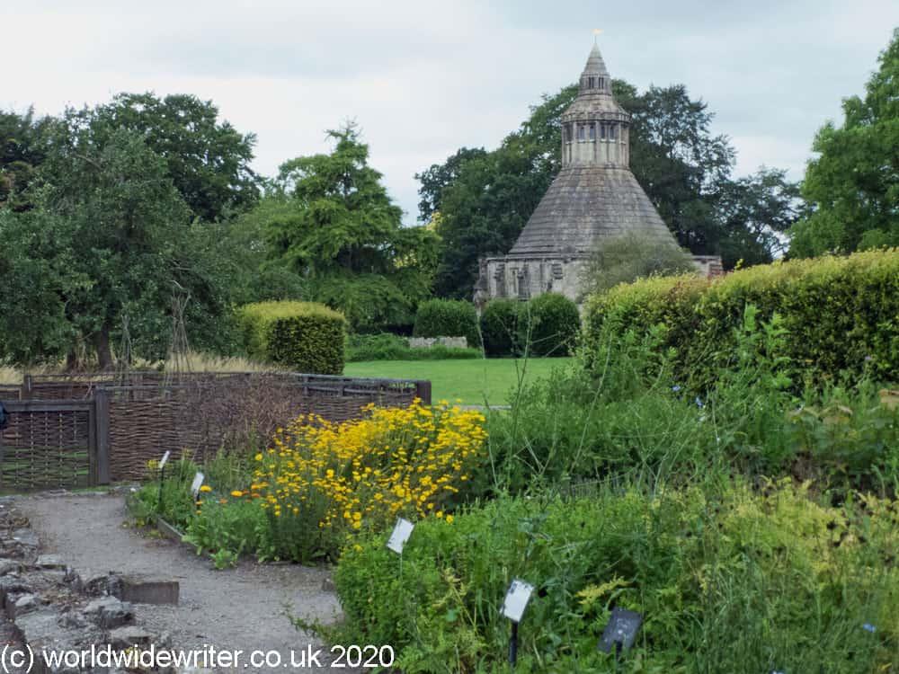 Gardens of Glastonbury Abbey