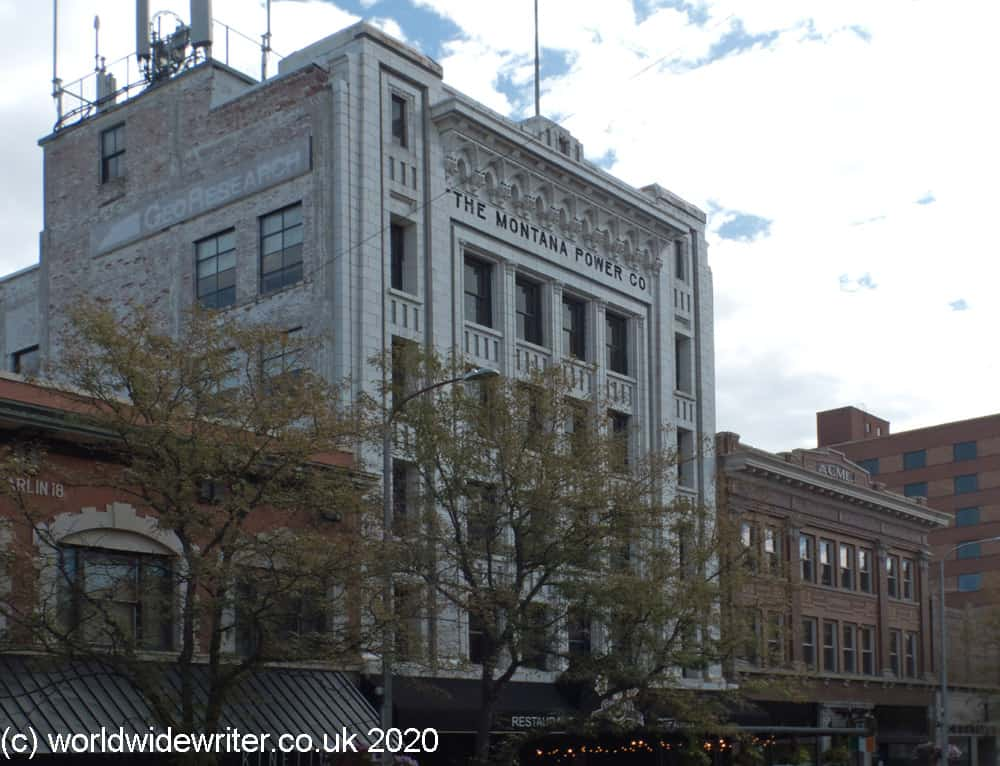 Historic buildings of Billings