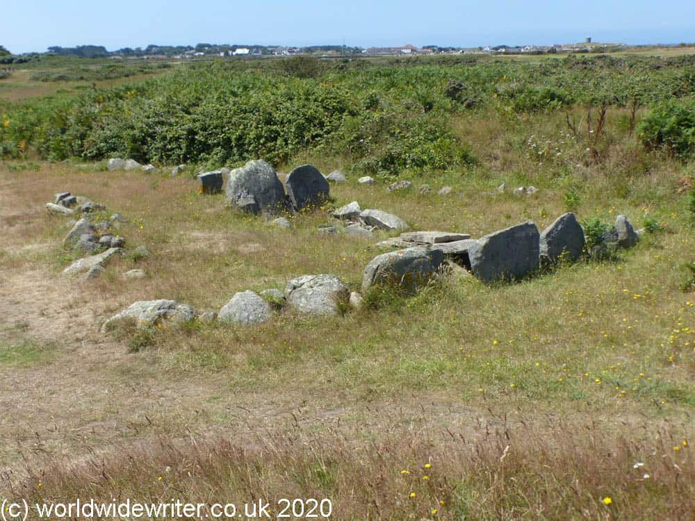 Stones of Les Fouaillages