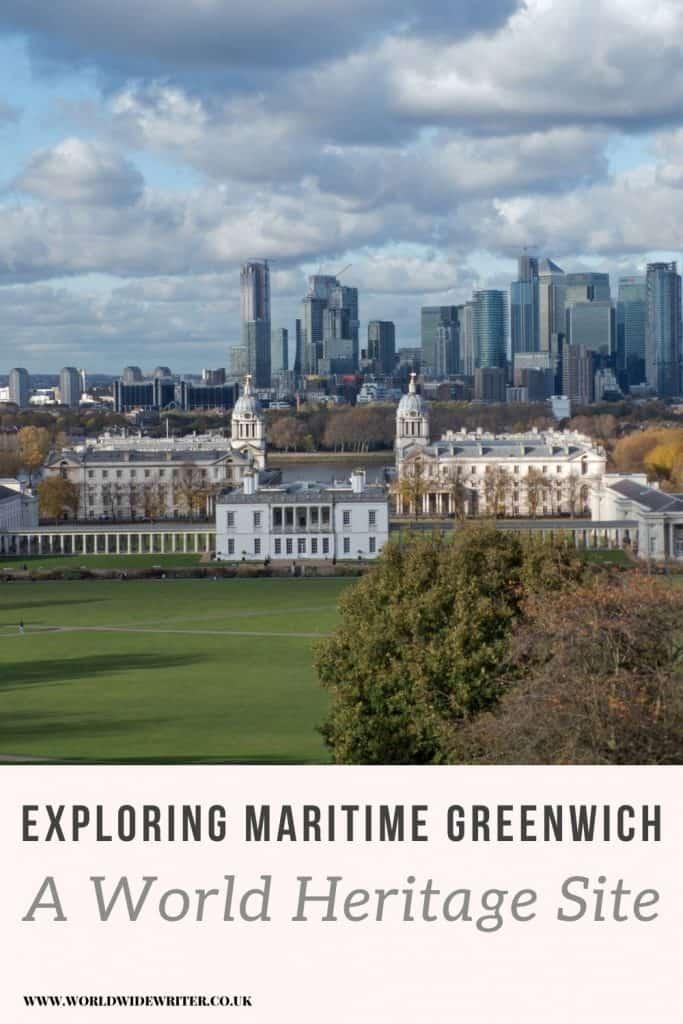 The Greenwich skyline