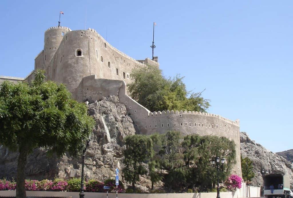 Castle in Muscat