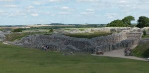 Old Sarum, Wiltshire