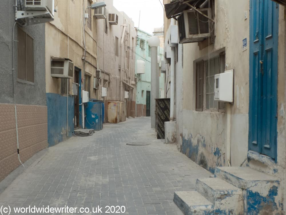 Old street in Muharraq