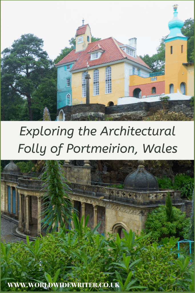 Buildings of Portmeirion