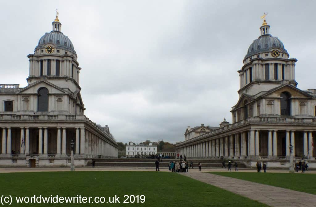 Domes of the Royal Naval College