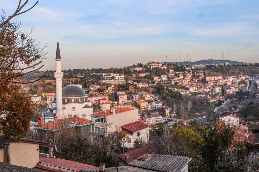 Rooftops of Sutanahmet, Istanbul