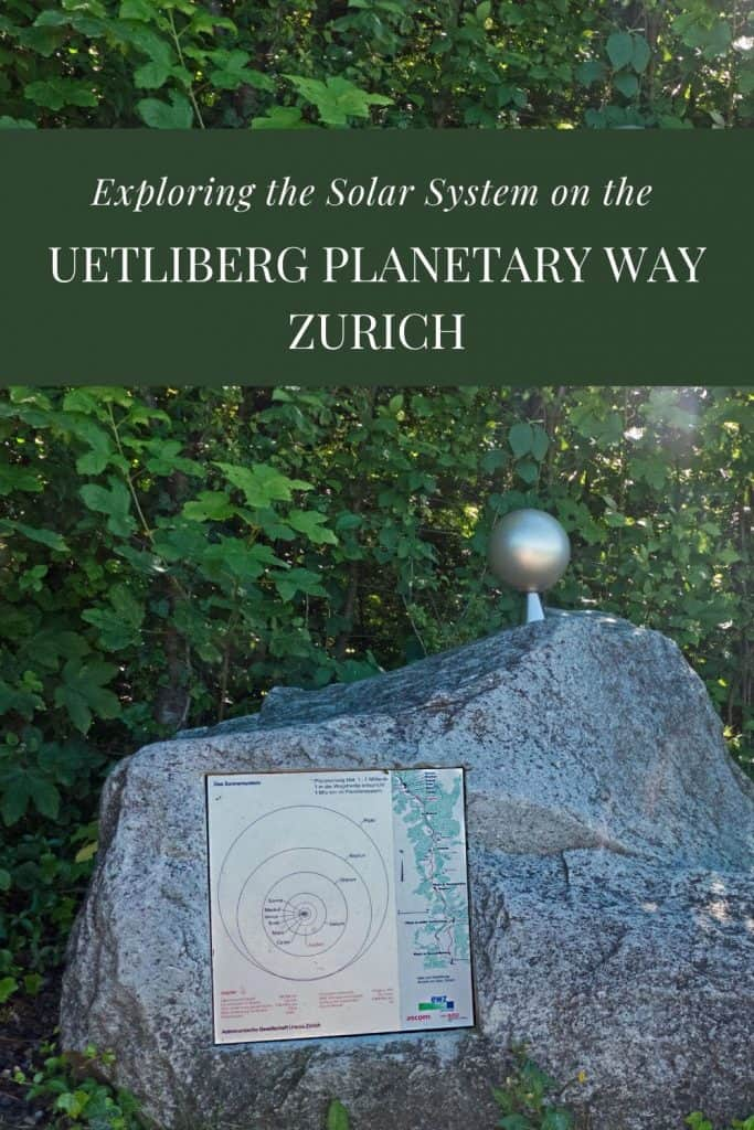 Pinterest pin of the Planetary Way