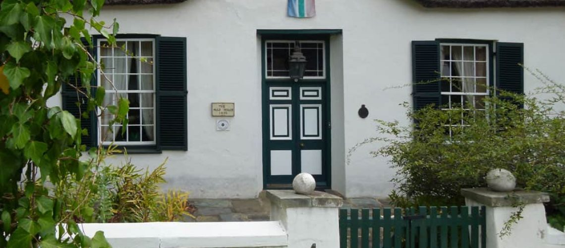 Auld House, Swellendam