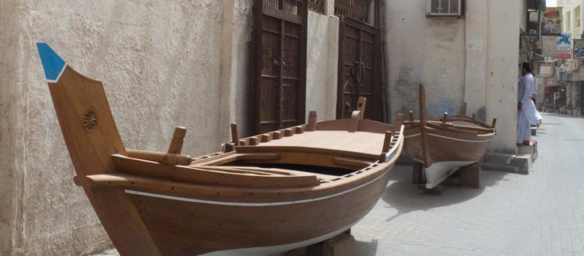 Boats in Muharraq