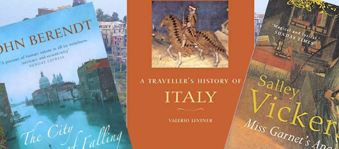 Books to read before you visit Italy