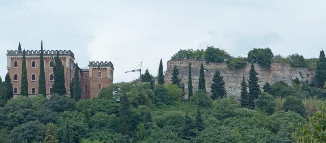 Castel San Pietro, Verona - www.worldwidewriter.co.uk
