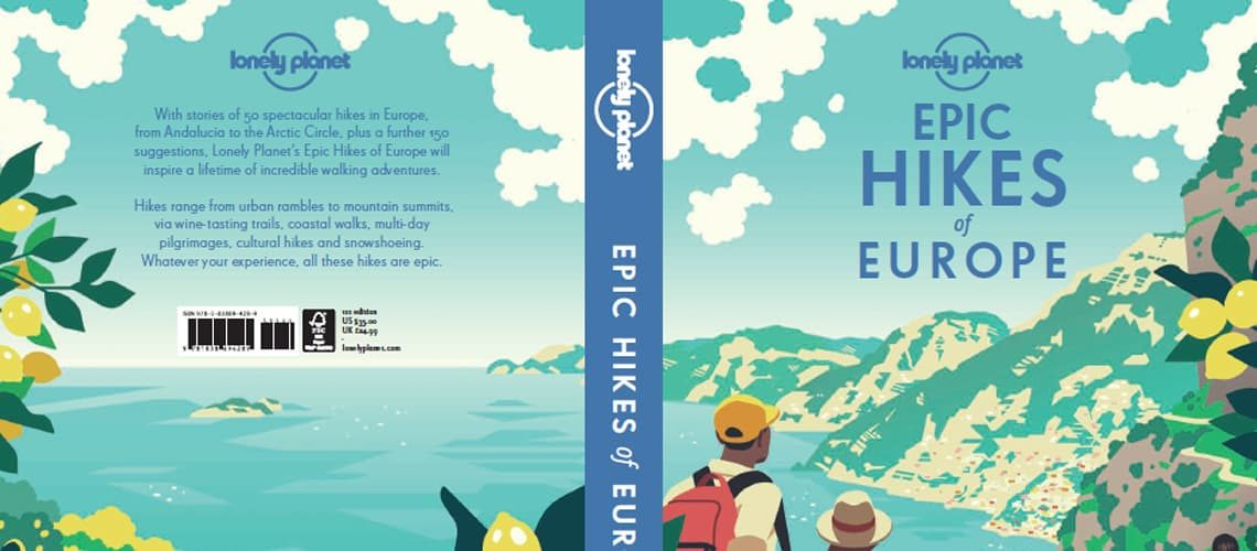 Epic Hikes cover