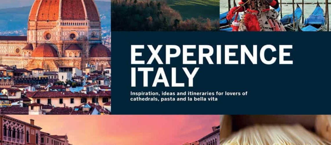 Experience Italy by Lonely Planet