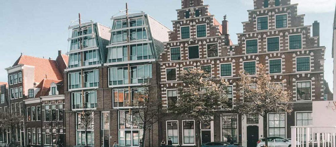 Haarlem houses
