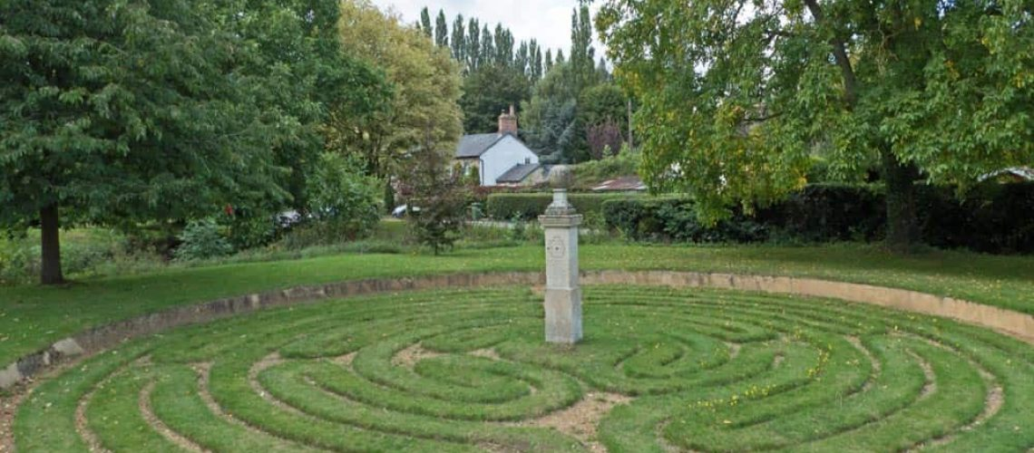 Hilton Maze, Cambridgeshire