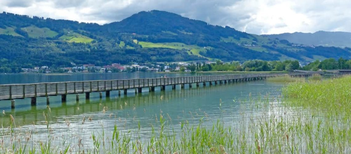 Holzbrucke, Rapperswil