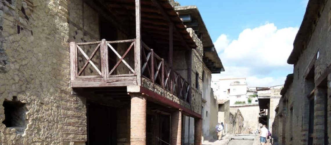 Houses of Herculaneum