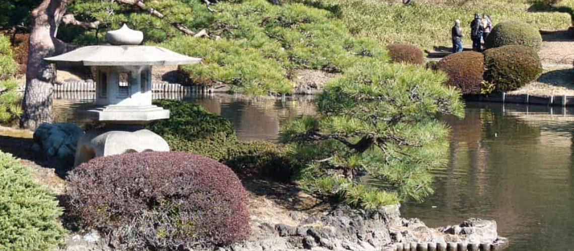 Shinjuku National Garden, Tokyo