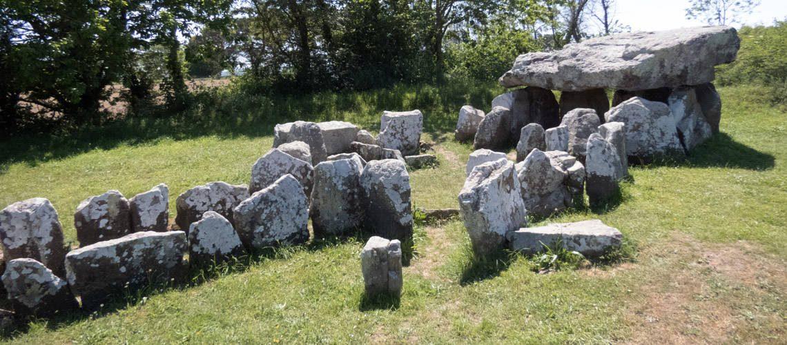 Jersey dolmen