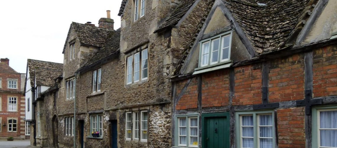 Old houses of Lacock