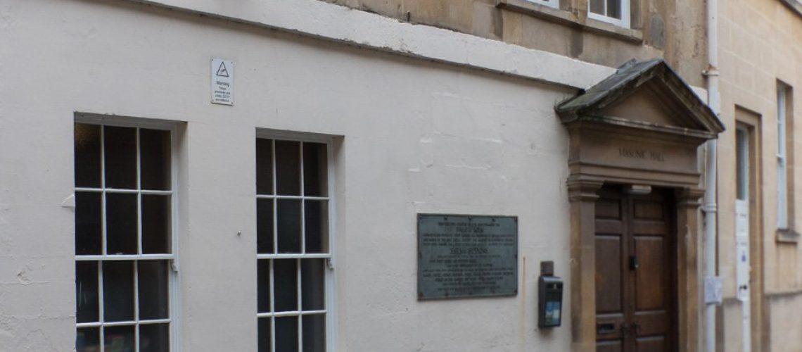 Old Theatre Royal and Masonic Hall, Bath