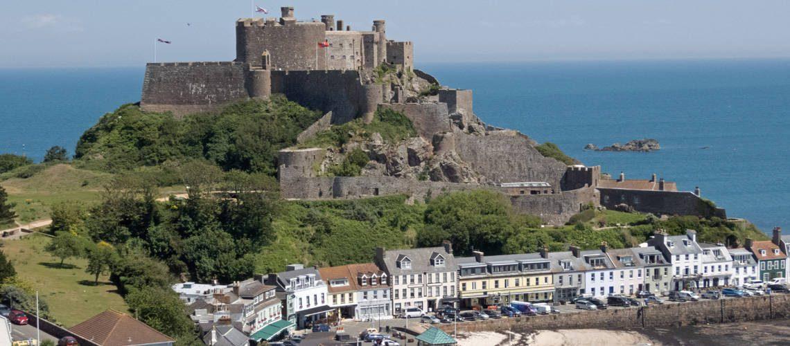 Mont Orgeuil Castle