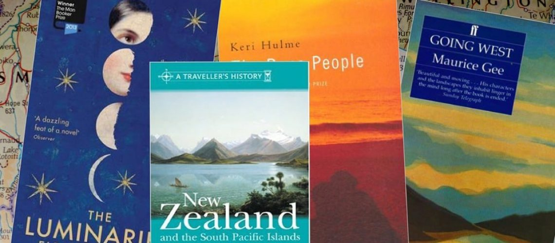 Books about New Zealand