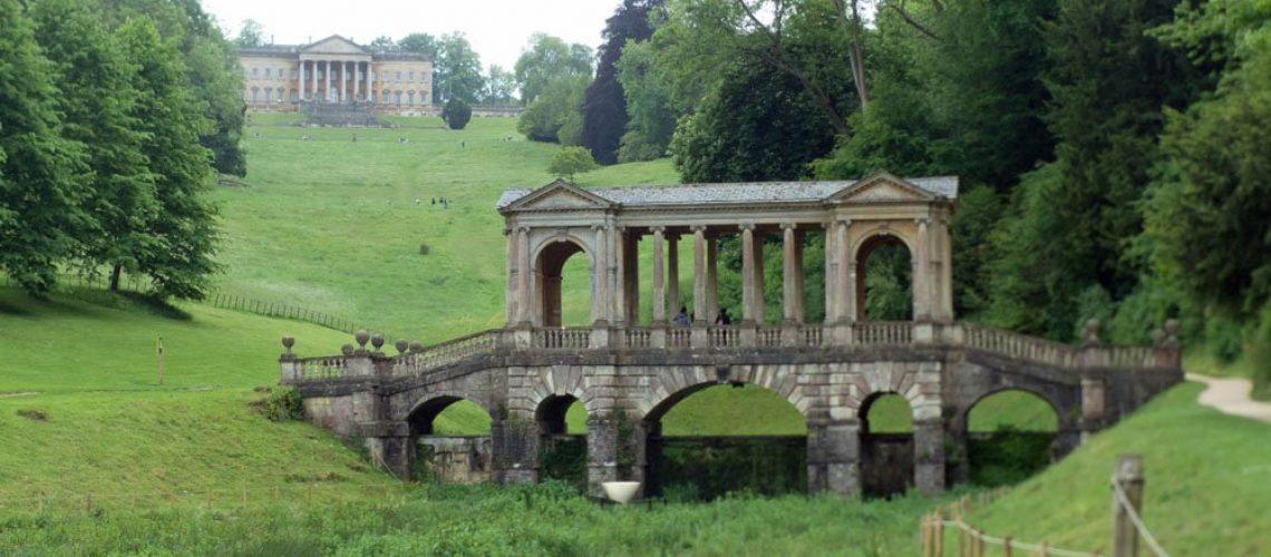 Palladian Bridge, Prior Park, Bath
