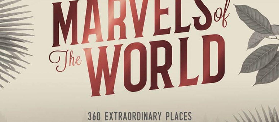 Secret Marvels of the World - cover