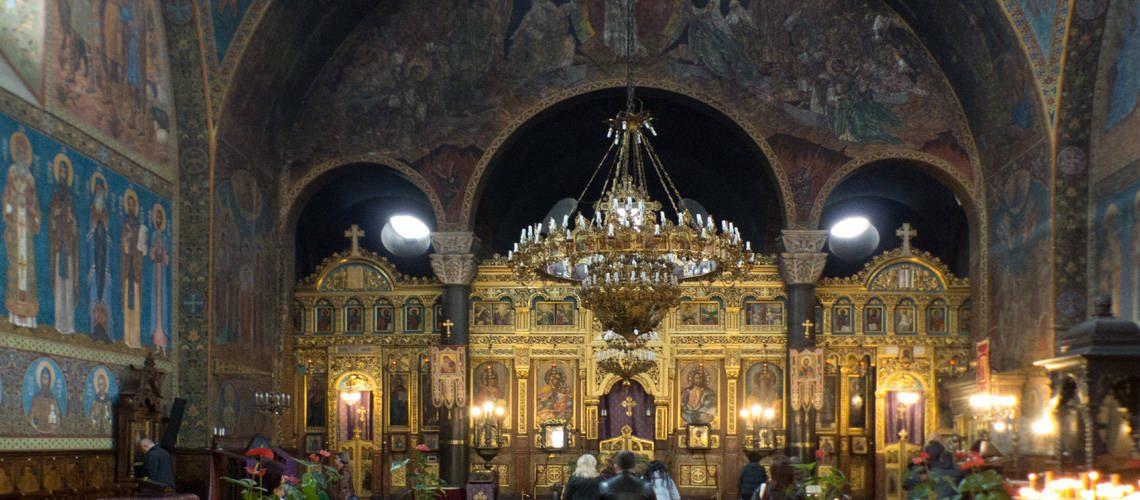 Sofia churches