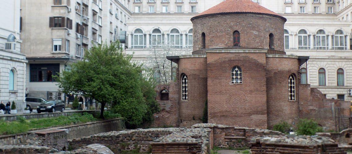 St George Rotunda Sofia