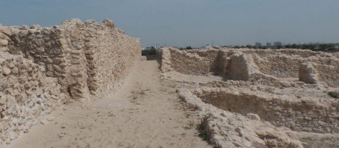 Ancient street in Saar