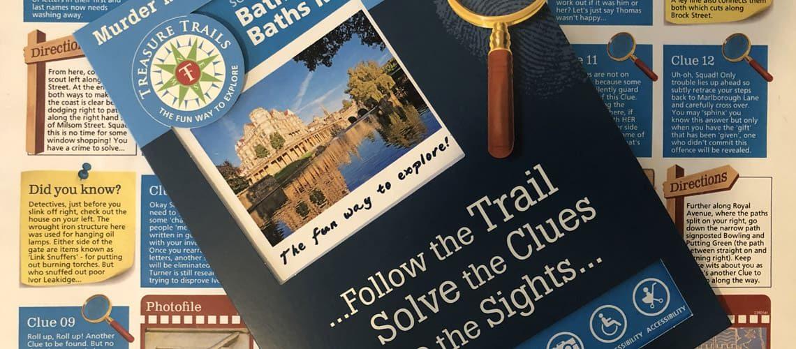Treasure Trail Bath