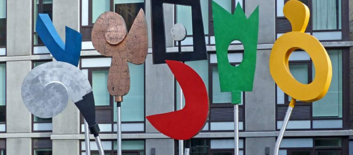 Urban Rattle sculpture
